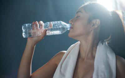 Desvantagens de não consumir água suficiente