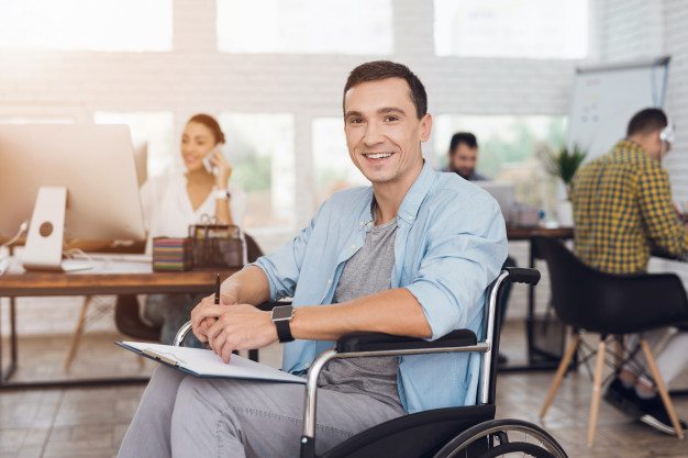 Guia para orientar as pessoas portadoras de deficiência