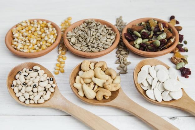 Porque deve consumir sementes de girassol