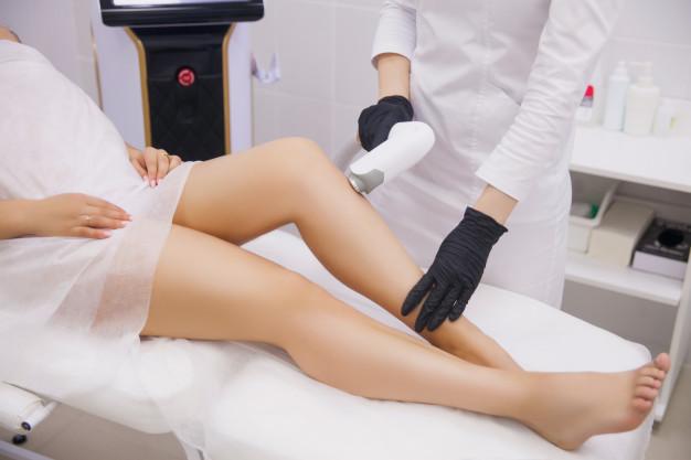 Sabe quais as vantagens da depilação a laser?