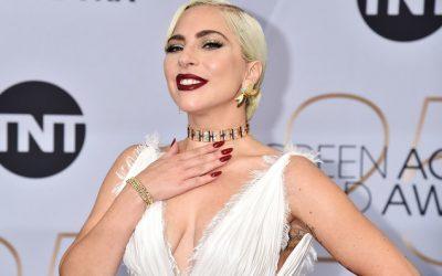 Nova linha de maquilhagem motivacional lançada pela Lady Gaga