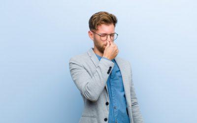 Que escolhas pode fazer para prevenir o mau hálito?