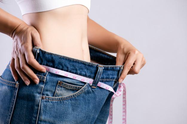 Opções que deve tomar para manter o peso