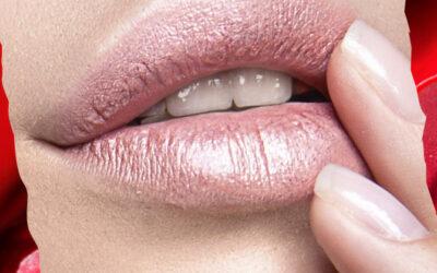 Lábios perfeitos!