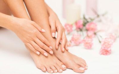 A alimentação e a saúde dos pés