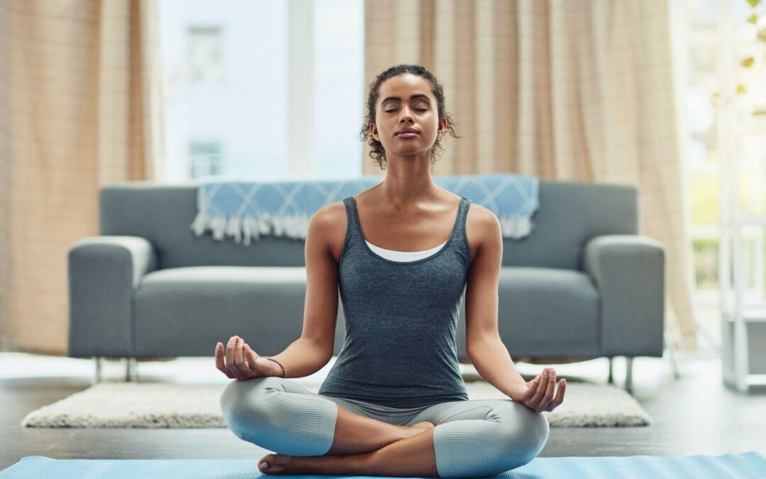 Medite, a sua saúde mental agradece